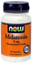Мелатонин (Melatonin) 3 мг